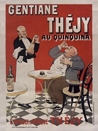 Gentiane Th?jy Quinquina