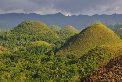 Chocolate Hills, Bohol, Philippines, Southeast Asia, Asia