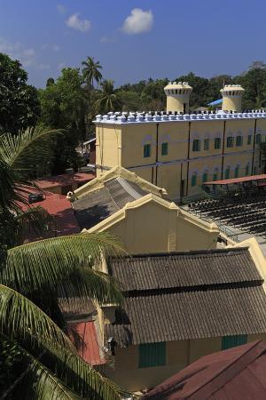 Cellular Jail, Port Blair, Andaman Islands, India, Asia