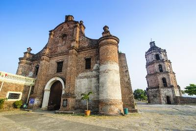 The Church of Santa Maria, Ilocos Norte, Northern Luzon, Philippines, Southeast Asia, Asia