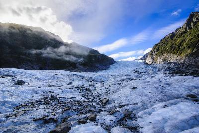 Fox Glacier, Westland Tai Poutini National Park, South Island, New Zealand, Pacific