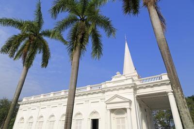 St. George's Church, Georgetown, Penang Island, Malaysia, Southeast Asia, Asia