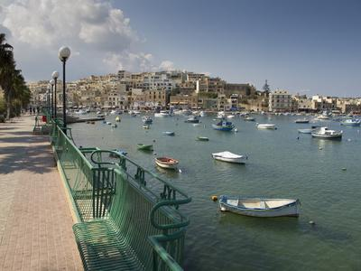 Marsaskala, Malta, Mediterranean, Europe