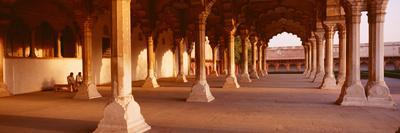 Interiors of a Fort, Agra Fort, Agra, Uttar Pradesh, India