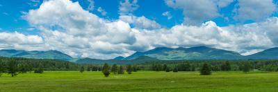 High Peaks Area of the Adirondack Mountains, Adirondack State Park, New York State, USA
