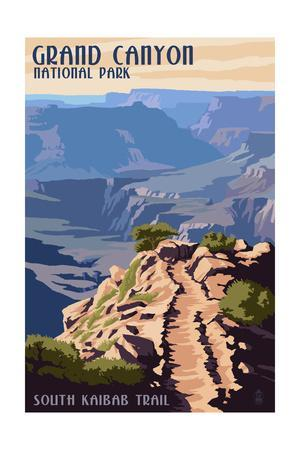 South Kaibab Trail - Grand Canyon National Park