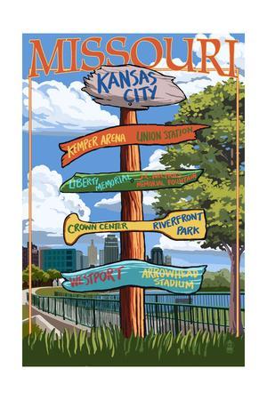Kansas City, Missouri - Signpost Destinations