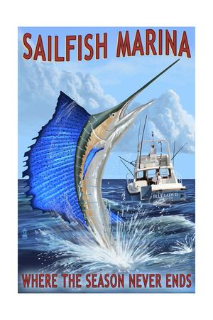 Sailfish Marina - Florida - Sailfish Scene