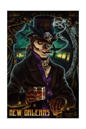 Baron Samedi Voodoo - New Orleans, Louisiana