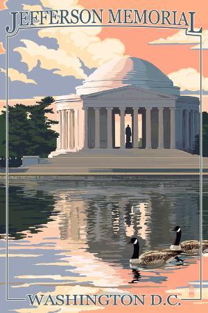 Washington, DC - Jefferson Memorial
