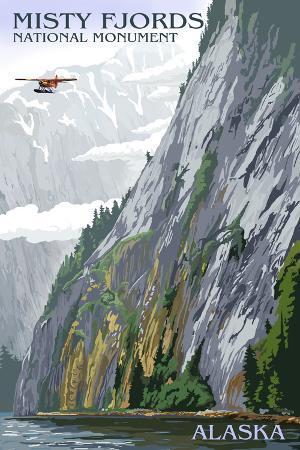 Misty Fjords and Float Plane - Ketchikan, Alaska