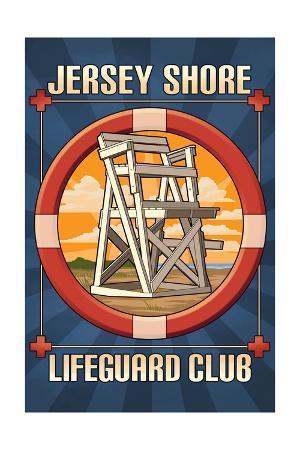 Jersey Shore - Lifeguard Club