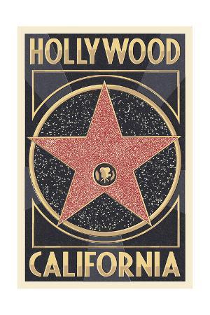 Hollywood, California - Star