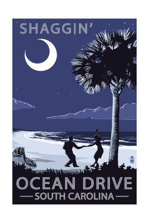 Ocean Drive, South Carolina - Palmetto Moon - Shaggin'