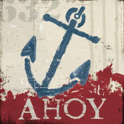 Nautical IV Red