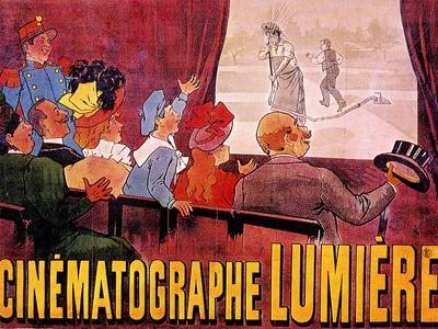 Poster for the Lumiere Cinema: L'Arroseur Arrose