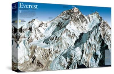 Mt. Everest Map