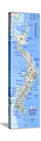 1984 Japan Map