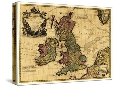 Great Britain - Panoramic Map