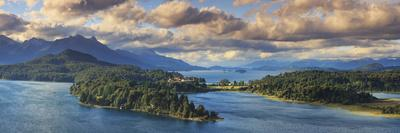 Argentina, Patagonia, Bariloche, Nahuel Huapi National Park, Llao Lllao Historic Hotel