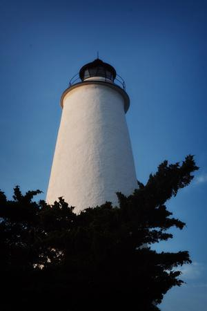 Ocracoke Light in North Carolina