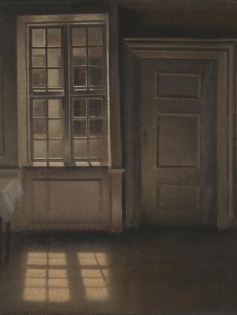 Interior, Sunlight on the Floor
