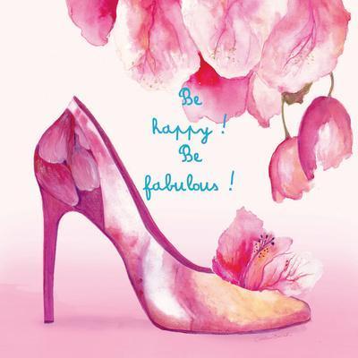 Pretty Petal Shoe