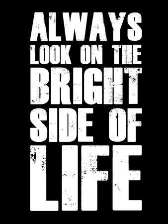 Bright Side of Life  Black