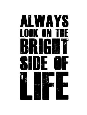 Bright Side of Life  White