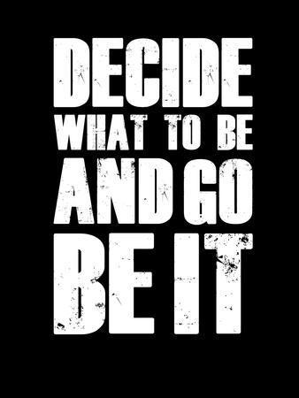 Be it Black