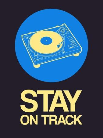 Stay on Track Record Player 2
