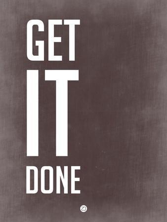 Get it Done Grey