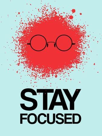 Stay Focused Splatter 1