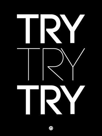 Try Try Try Black