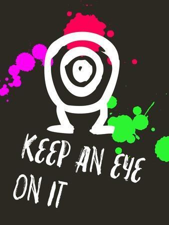 Keep an Eye on it 2