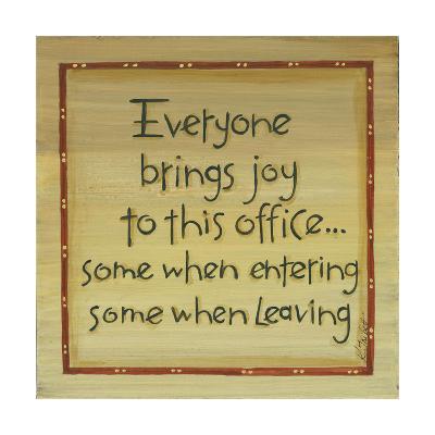 Everyone Brings Joy
