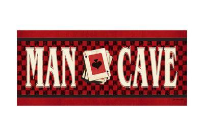 Man Cave - Red