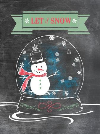 Let it Snow (Green)