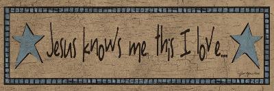 Jesus Knows Me, This I Love