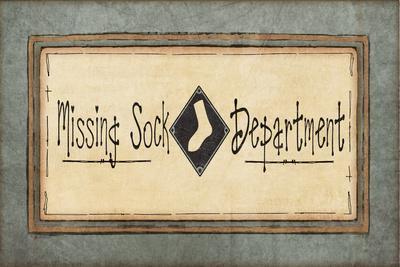 Missing Sock Dept.