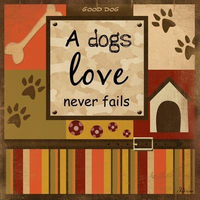 A Dog's Love Never Fails