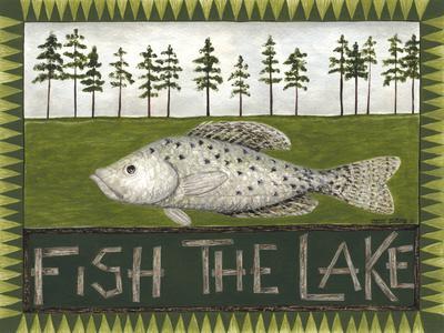 Fish the Lake