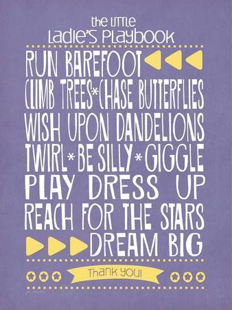 Ladie's Playbook