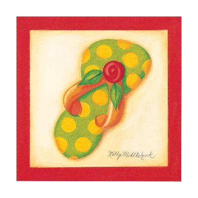 Red Flip Flop III