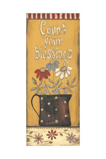 Count Your Blessings Prints By Jo Moulton At Allposters Com