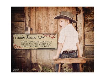 Reason No. 29 Good Judgement