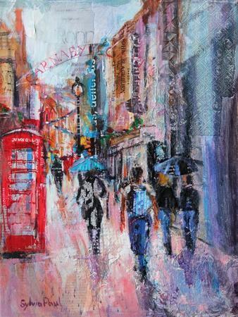 Rainy Day, Carnaby Street