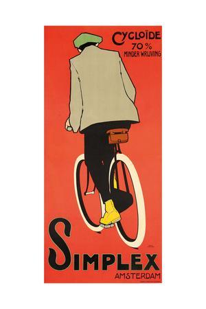 Simplex Amsterdam, 1907