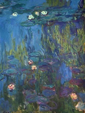 Nympheas, 1914-17