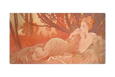 Dusk (Crepuscule), 1899